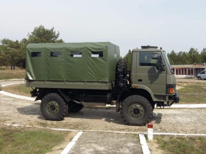 Tata LPTA 713 TC