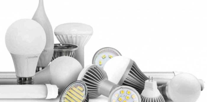 Светодиодые лампы