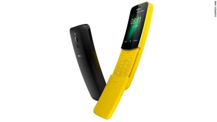 Бананофон из Матрицы Nokia 8810