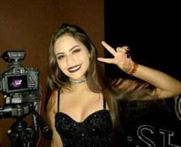 Бразильская блогерша