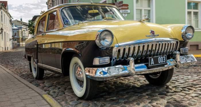 ГАЗ-21 1960