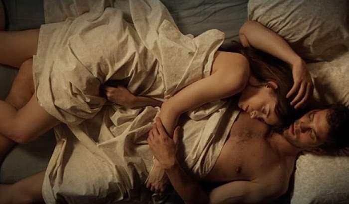 Кино постельные сцены