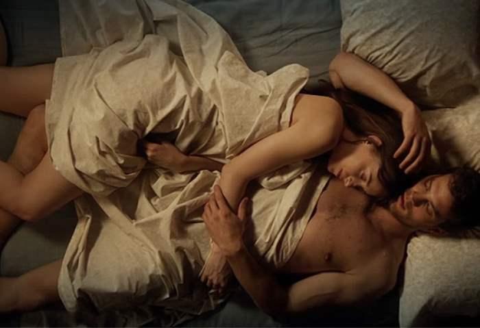 Видео подборка постельных сцен в художественных фильмах, порно кастинг заткнули хуем