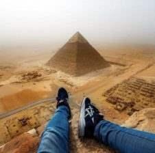 Пирамида Гизы фото Египет