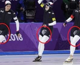 американские спортсмены