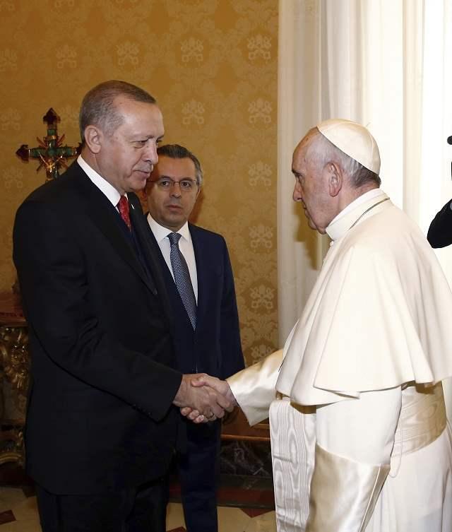 Vatican Turkey