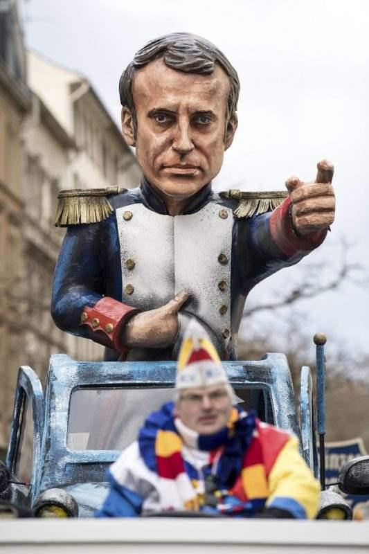 франция военная служба