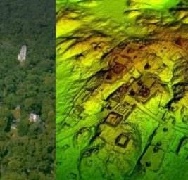 Майя мегаполис