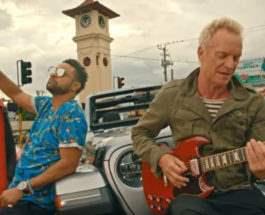 Sting и Shaggy