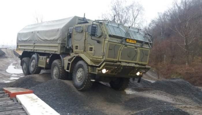 Tatra 815 8 × 8