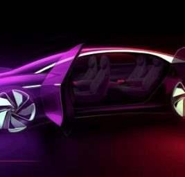 Volkswagen Vizzion