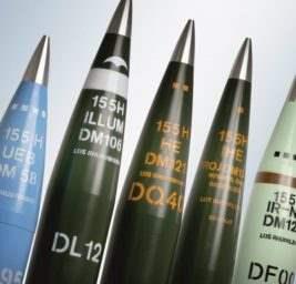 Австралия боеприпасы