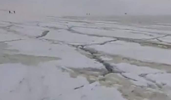 Байкал землетрясение
