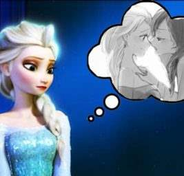 В сиквеле «Frozen» Эльза будет лесбиянкой