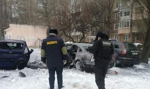 Донецк взрыв