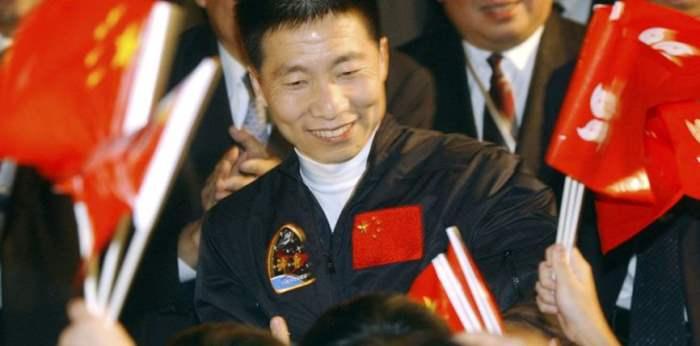 Китай космос
