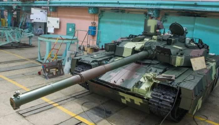 США покупают один украинский танк