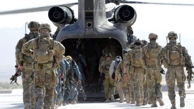 США отправили спецназовцев в Сирию