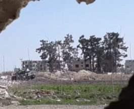Сирия танки