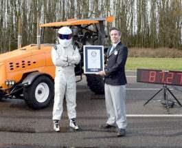 Трактор Top Gear