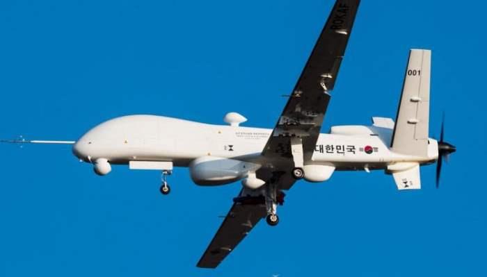 Южнокорейский БПЛА