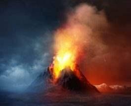 вулканический гром
