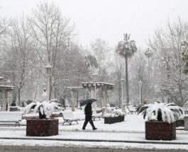 европа снег