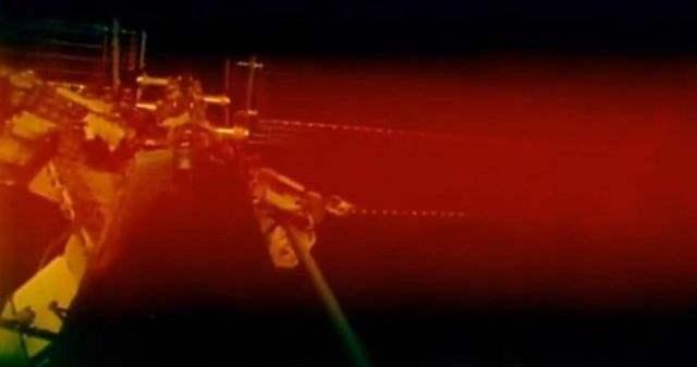 красный туман МКС