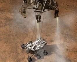 ровер марс