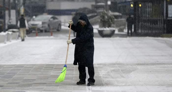 холод в Польше