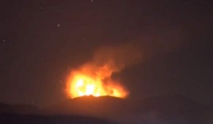 япония вулкан