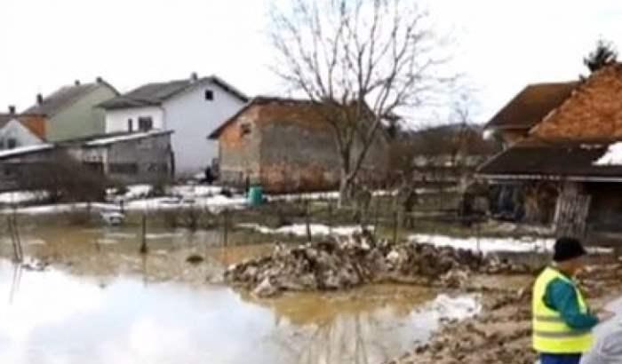 Хорватия наводнение