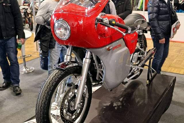 Jawa 350 DOHC Special