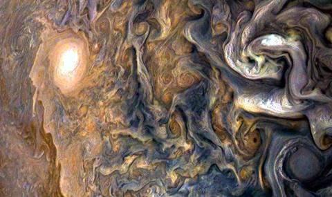 NASA,Юпитер