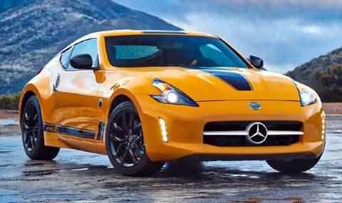 Nissan Z,Mercedes-Benz