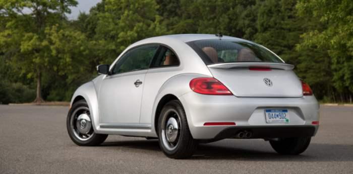Volkswagen планирует убить Beetle
