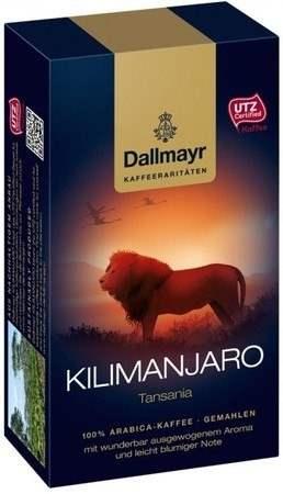 Кофе Dallmayr Kilimanjaro молотый 250 г