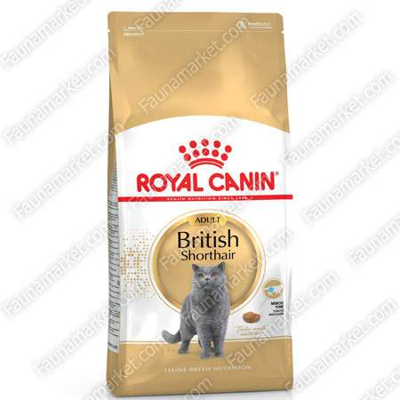 Royal Canin British Shorthair Adult - корм для британцев
