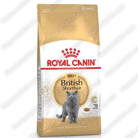 Royal Canin British Shorthair Adult - корм для британцев