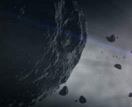 NASA астероиды