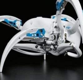 BionicWheelBot