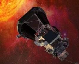 зонд на солнце