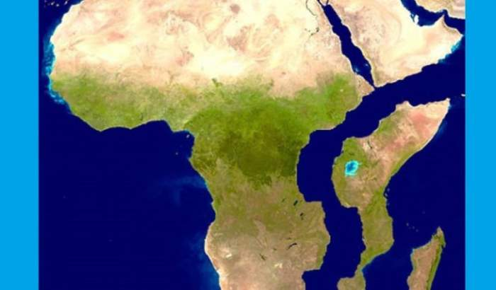 Африка раскол
