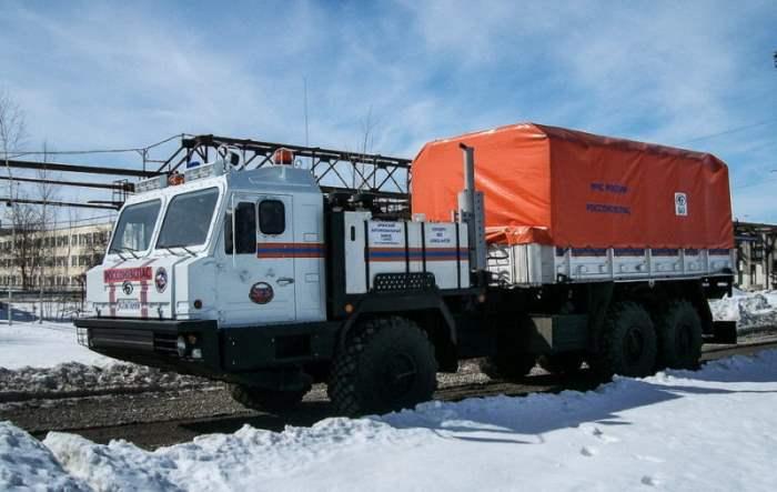 БАЗ-69092 Вощина-1