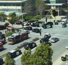 В офисном здании YouTube произошла стрельба