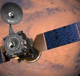 Доказательство жизни на Марсе