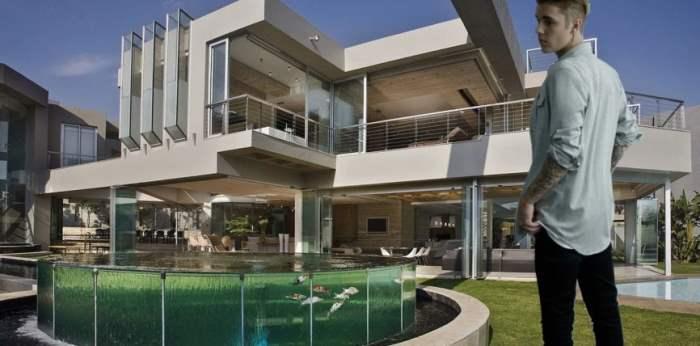 Дом бибера