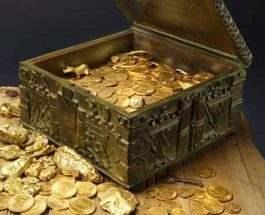 золотой чемоданчик