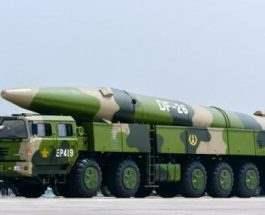 Китай баллистичекие ракеты