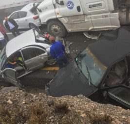 Мексика авария